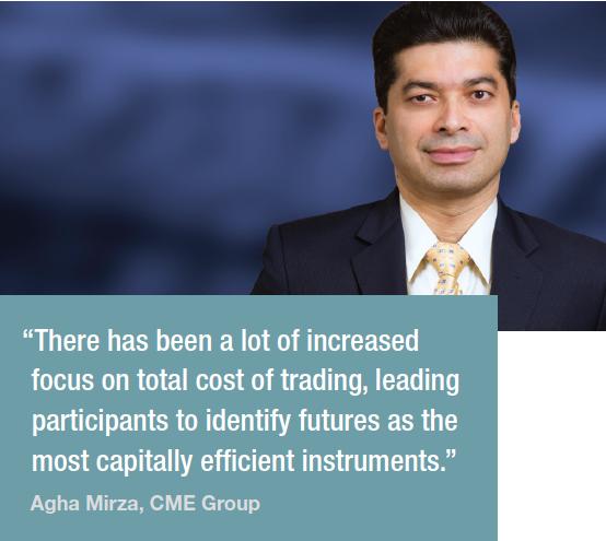 Agha Mirza, CME Group