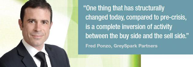Fred Ponzo, GreySpark