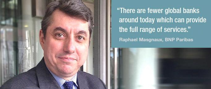 Raphael Masgnaux, BNP Paribas