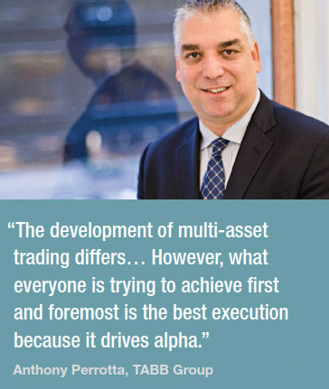 Anthony Perrotta, TABB Group