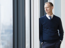 Carl James, Pictet Asset Management