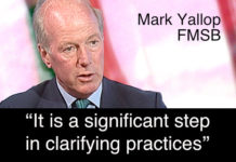 Mark Yallop, chair of the FMSB