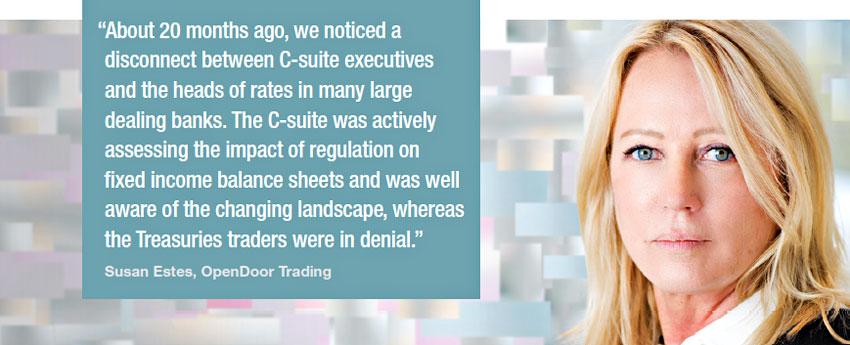 Susan Estes, OpenDoor Trading