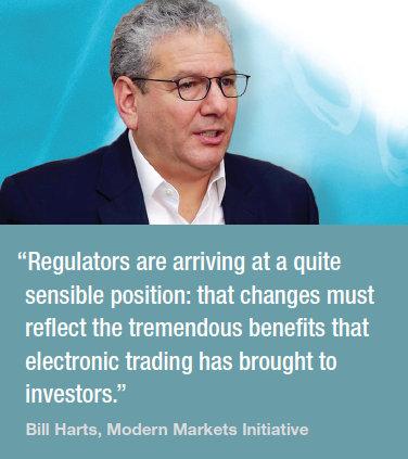 Bill Harts, Modern Markets Initiative