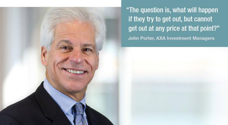 John Porter, AXA