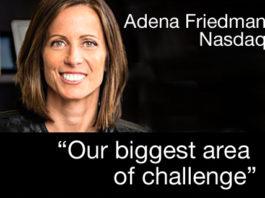 Fixed income is Nasdaq's greatest challenge