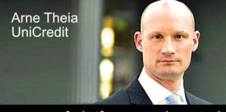 Arne Theia, Unicredit