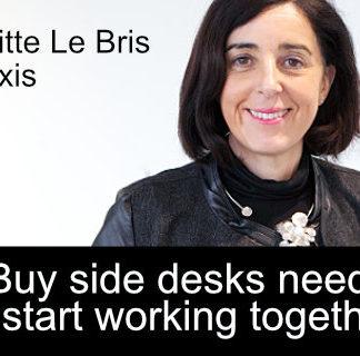 Natixis, Brigitte Le Bris