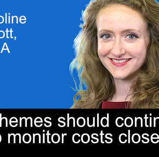Caroline Escott, PLSA