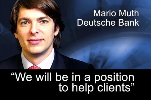 Mario Muth, Deutsche Bank