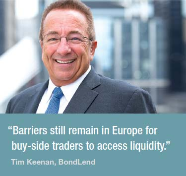 Tim Keenan, BondLend