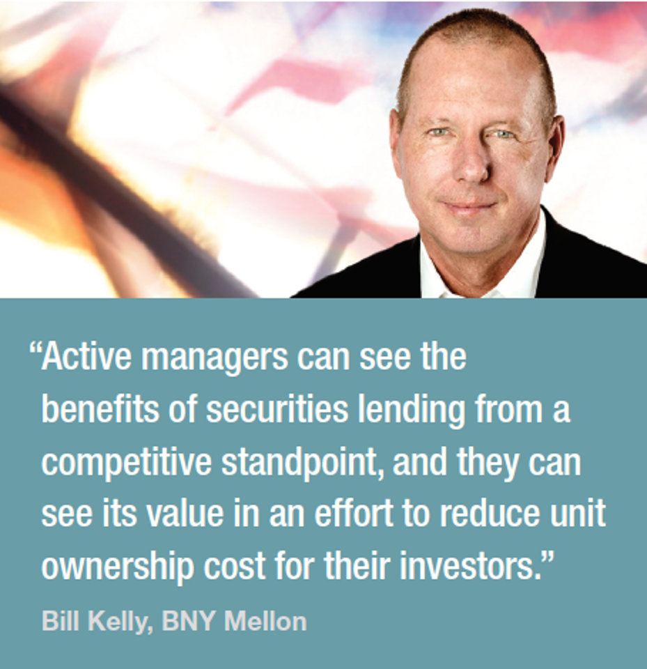 Bill Kelly, BNY Mellon