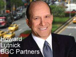 FENICS USTreasuries launch : Howard Lutnick : BGC Partners