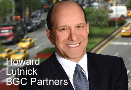 FENICS USTreasuries launch : Howard Lutnick : BGC Partners