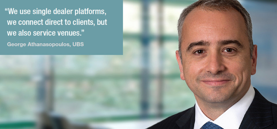 George Athanasopoulos, UBS