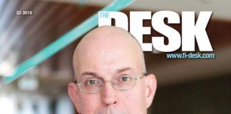 On The DESK : Marc Wyatt