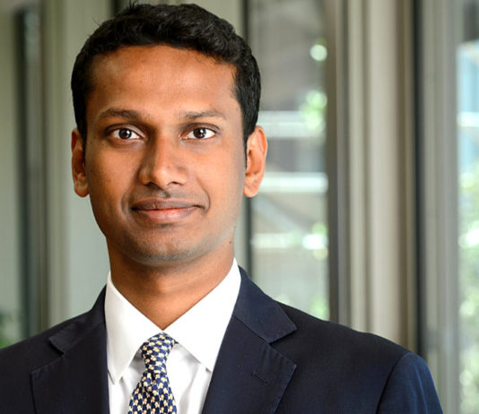 Industry viewpoint : Tradeweb : Bhas Nalabothula