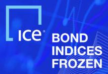 ICE freezes bond indices until 30th April