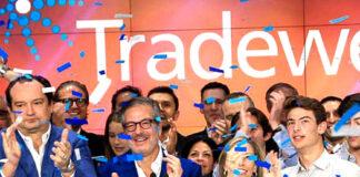 Tradeweb sees a record Q1