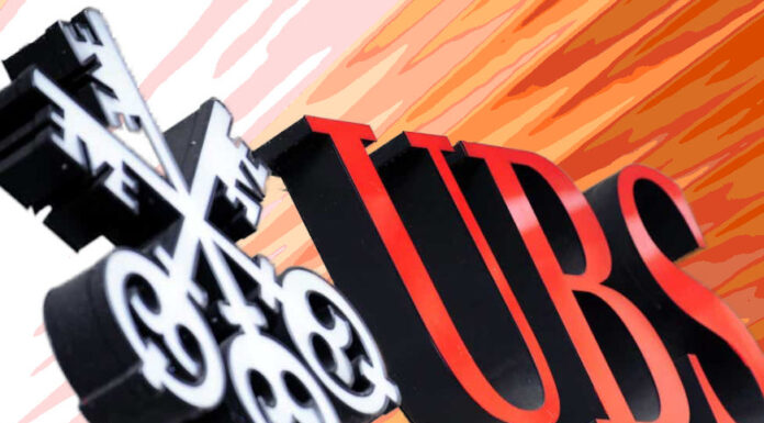 Reports indicate UBS Bond Port is on a tear