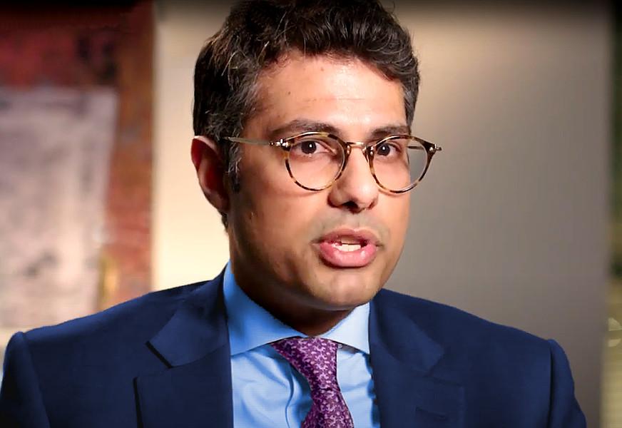 Hyder Jumabhoy, specialist M&A partner, White & Case