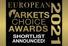 The inaugural European Markets Choice Awards – shortlist