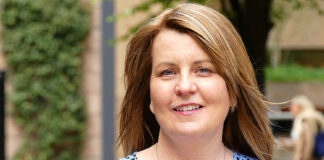 On The DESK: Sharon Ruffles